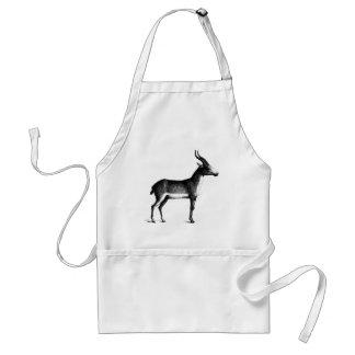 Saiga Antelope Standard Apron