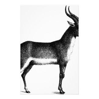 Saiga Antelope Stationery