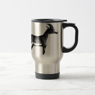 Saiga Antelope Travel Mug