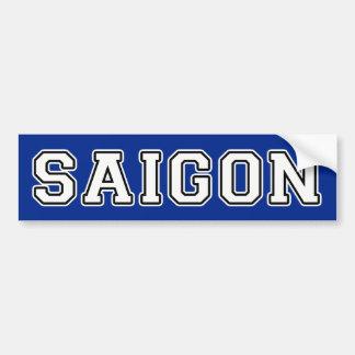 Saigon Bumper Sticker