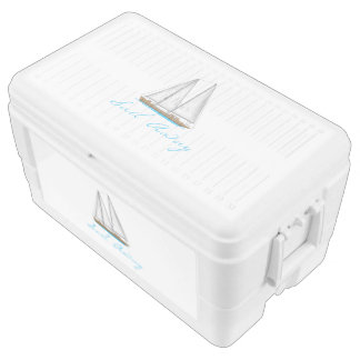 Sail Away Chest Cooler