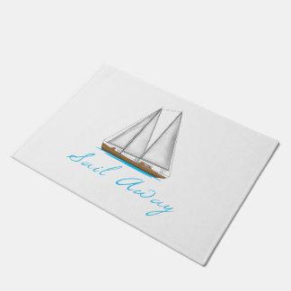 Sail Away Doormat