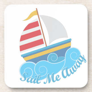 Sail Away Drink Coasters