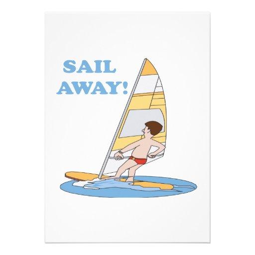 Sail Away Announcements