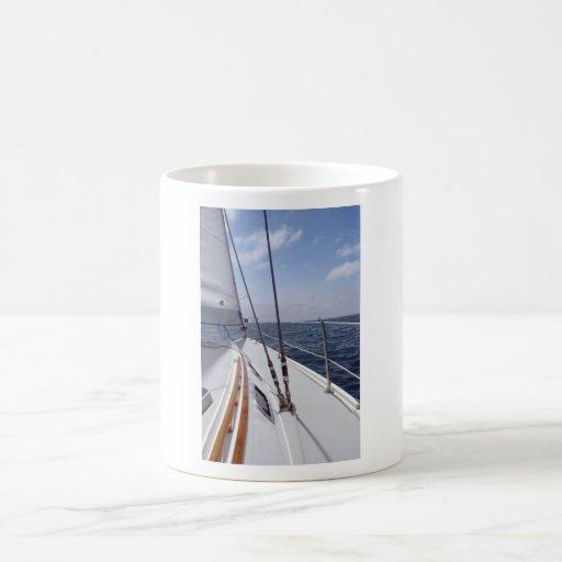 Sail Away Mugs