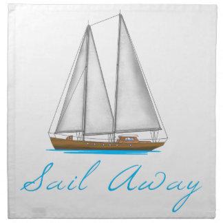 Sail Away Napkin