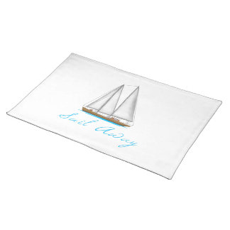 Sail Away Placemat