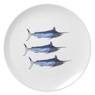 Sail Away Plates