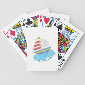 Sail Away Poker Deck