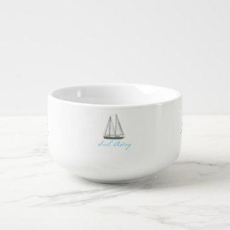 Sail Away Soup Mug