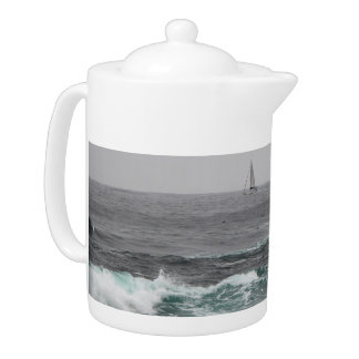 Sail Away Teapot