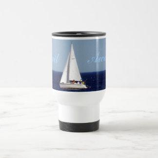 """Sail Away!"" Travel Mug"