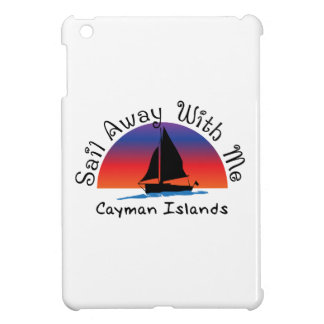 Sail away with me Cayman Islands. iPad Mini Cover
