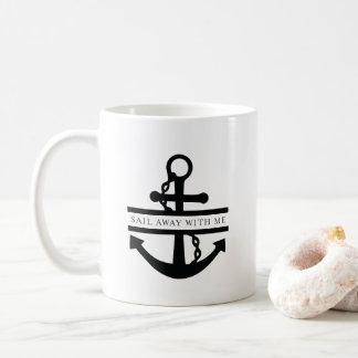 Sail Away With Me Mug