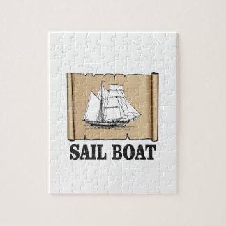 sail boat of joy puzzles