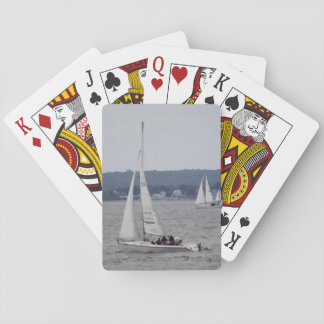 Sail Boat Playing Cards