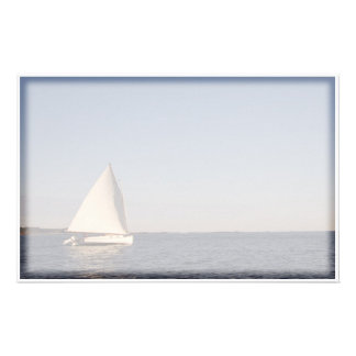 Sail Boat Stationery