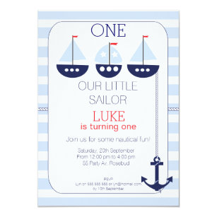 nautical boy 1st birthday gifts on zazzle ca