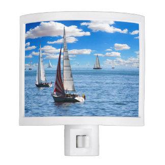 Sail Boats Night Lite