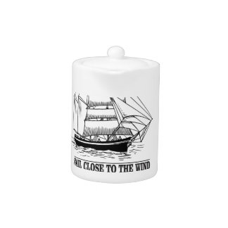 sail close to the wind safety