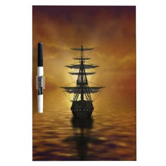 Sail Dry Erase Board