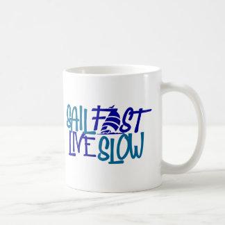 Sail Fast B Mug