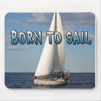 Sail Fast Nauticals Mouse Pad