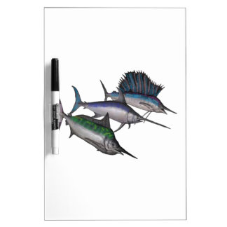Sail into the Abyss Dry Erase Whiteboards