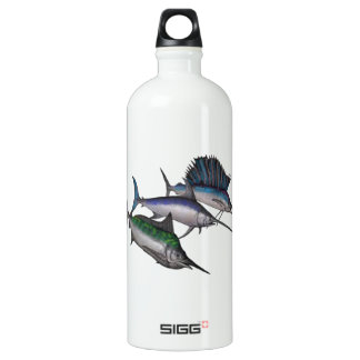 Sail into the Abyss Water Bottle