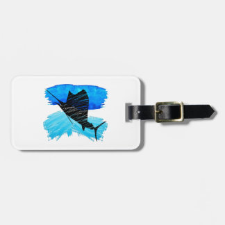 SAIL IS UP LUGGAGE TAG