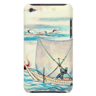 Sail Net Fishing 1878 iPod Touch Cases