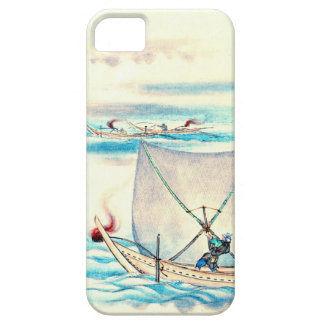 Sail Net Fishing 1878 iPhone 5 Covers