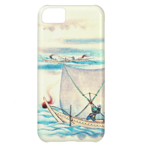 Sail Net Fishing 1878 iPhone 5C Covers