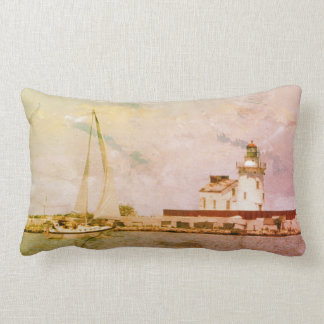 Sail on Summer (Cleveland) Pillow