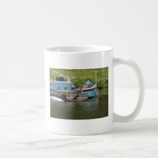 sail on your own compass basic white mug