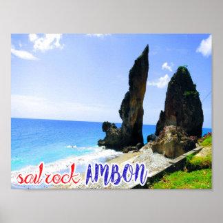 sail rock poster