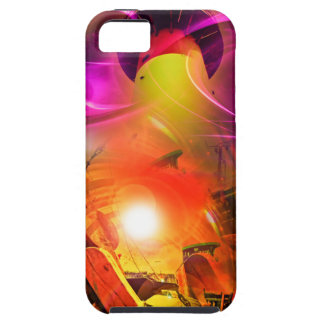 Sail romance - time tunnel case for the iPhone 5