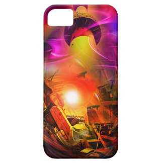 Sail romance - time tunnel iPhone 5 case