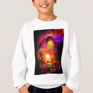 Sail romance - time tunnel sweatshirt