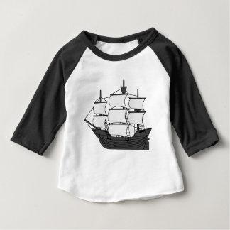 Sail Ship Baby T-Shirt