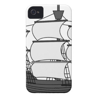 Sail Ship iPhone 4 Case
