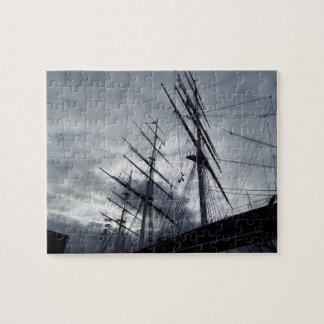 Sail Shrouds Jigsaw Puzzle