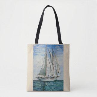 Sail to Serenity Tote Bag