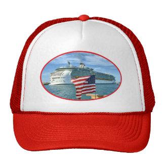 Sailaway Oval Trucker Hat