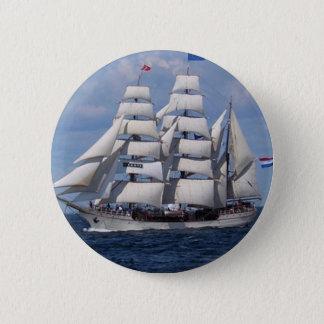 sailboat 2 inch round button