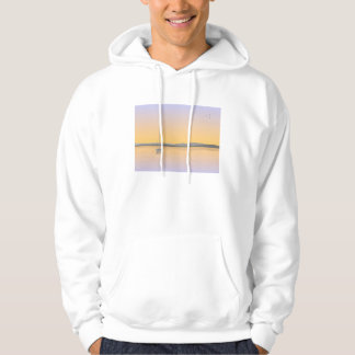 Sailboat anchored. hoodie