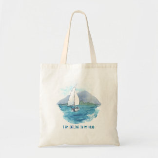 """""""Sailboat"""" bag"""