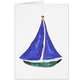 Sailboat Cards
