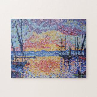 Sailboat Collage Puzzle