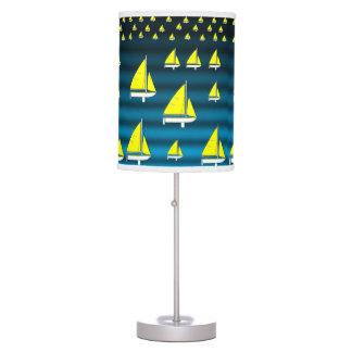 Sailboat Decorative lamp shade